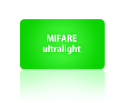 MIFARE ultralight chipkort